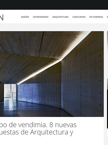 DiarioDesign - IXSIR Winery