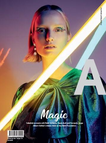 A Magazine - November 2018