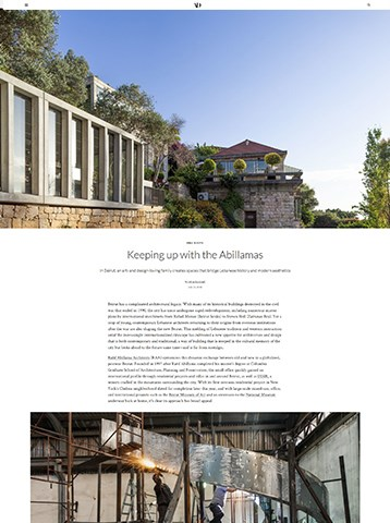 Architectural Digest - Raed Abillama